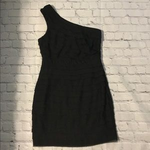 Do & Be Bloomingdales One Shoulder Dress Size M
